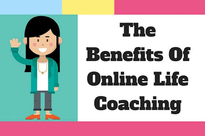 benefits of online life coaching cover